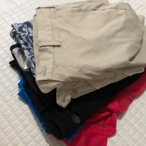 Other - BUNDLE!! Shorts pants shirts all brands